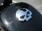 Skull Gas Cap